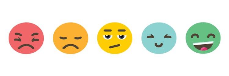 schrijven over emoties